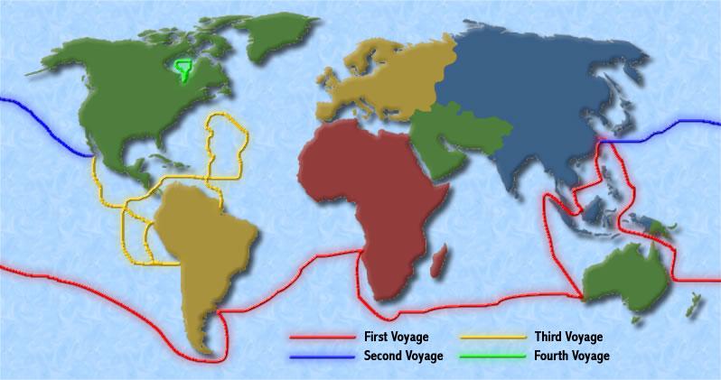 Vasco Nunez De Balboa Map Of Voyage Vasco Nunez de Balboa | All About Explorers