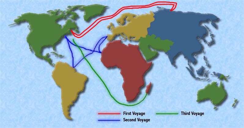 Image result for voyage de jacques cartier